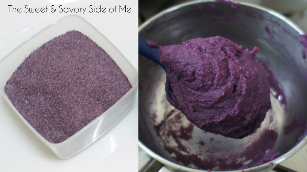 How To Rehydrate Ube Powder